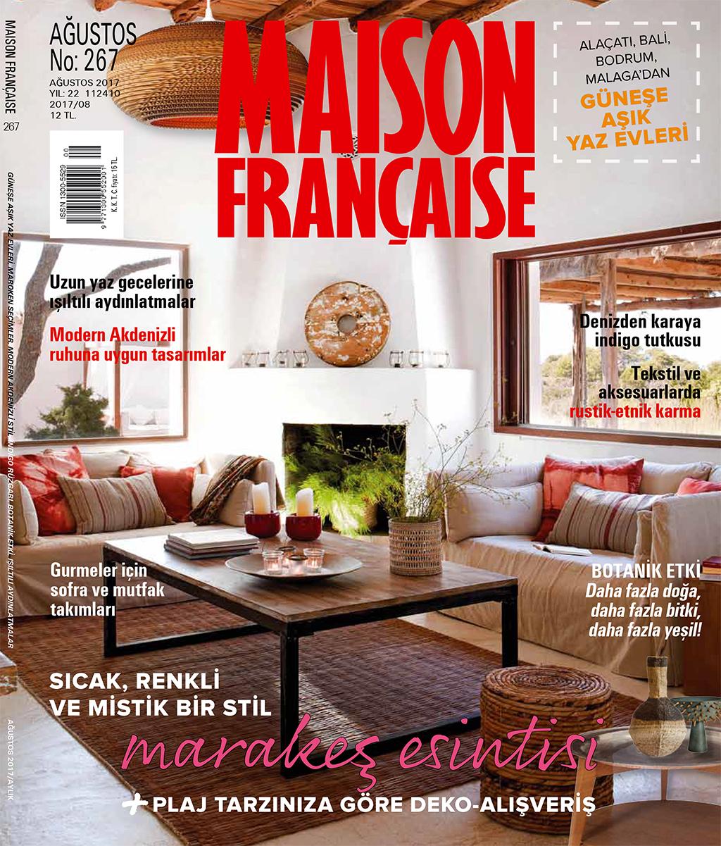 magazine maison elegant magazine maison u travaux n septembre with magazine maison linge de. Black Bedroom Furniture Sets. Home Design Ideas